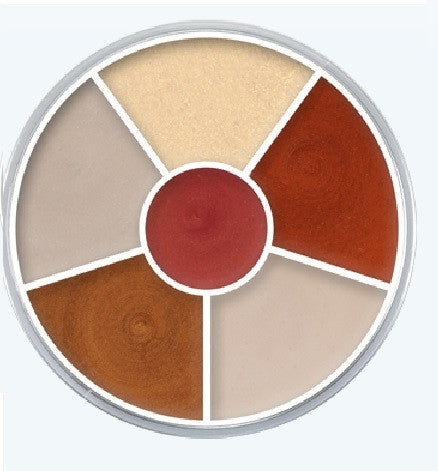 Kryolan Supracolor Interferenz Wheel Classic