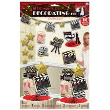At The Movies Decorating Kit