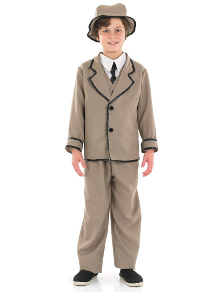 Edwardian Boy Costume