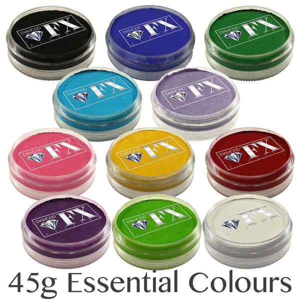 Diamond FX Essential Face Paint 45g