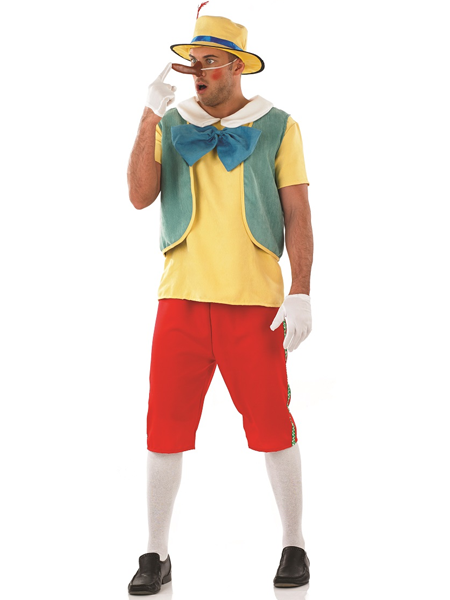 Fairy Tale Puppet Costume