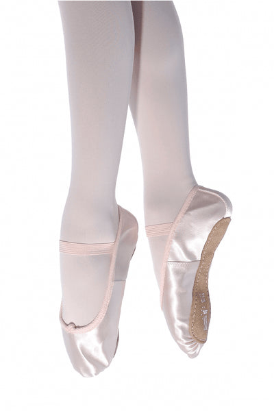 Child Ballet shoes (satin)