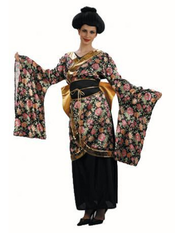GEISHA GIRL ADULT CUSTUME