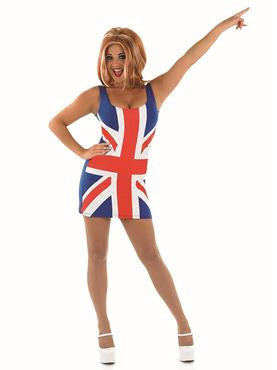 Ginger Spice dress