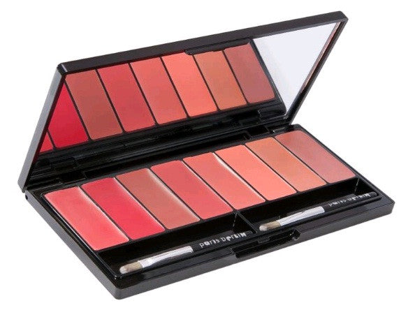 PARIS BERLIN LIP PALETTE DE ROUGE - 2