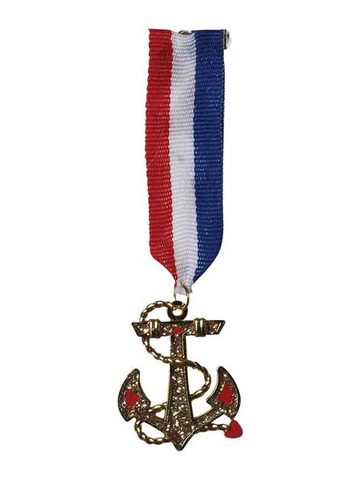 Anchor Medal