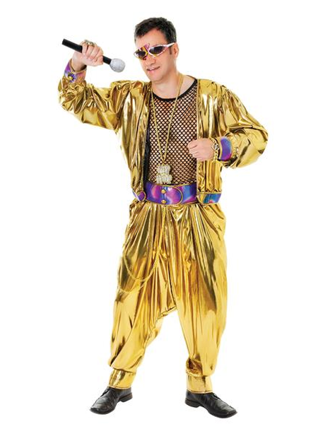 80s Video Superstar Costume