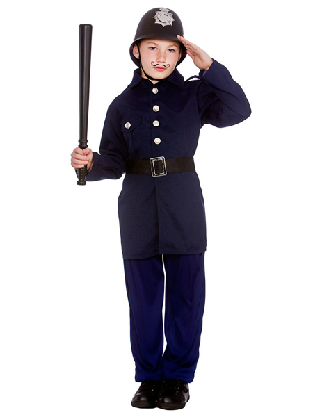 Victorian Policeman Costume