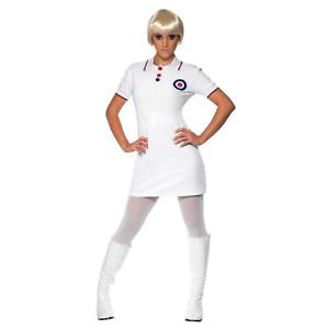 1960's Mod T-Shirt Dress Costume