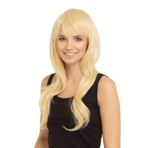 Blonde Alexandra Heat Style-able Wig