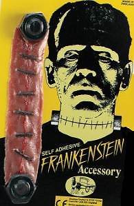 Self Adhesive Frankenstein Bolts W/ Stitched Throat