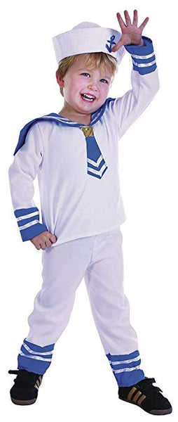 Sailor Boy Toddler Costume