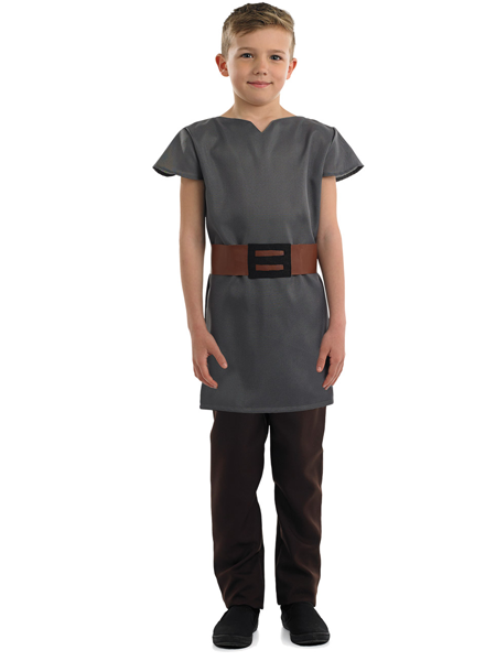 Saxon Boy Costume