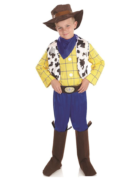 The Cowboy Kid Costume