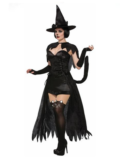 Wicked Kitten Costume
