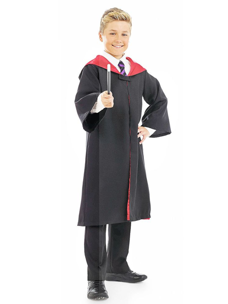Wizard Cape & Wand