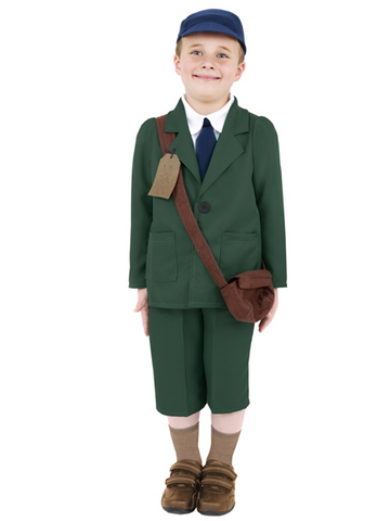 WORLD WAR II EVACUEE