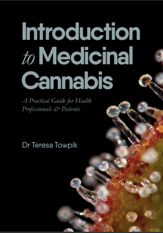 (e-Book) Introduction to Medicinal Cannabis: An Easy Guide for Doctors and Patients, 2nd Edition