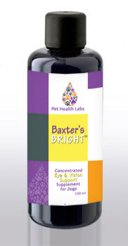 Baxter's BRIGHT - Eye Support Formula