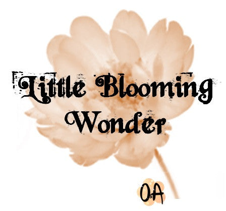 Little Blooming Wonder