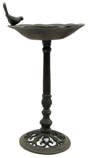 Cast Iron Bird Bath | ...
