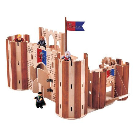 Sir Roderick's Wood Castle by Maxim. Item number 80040.