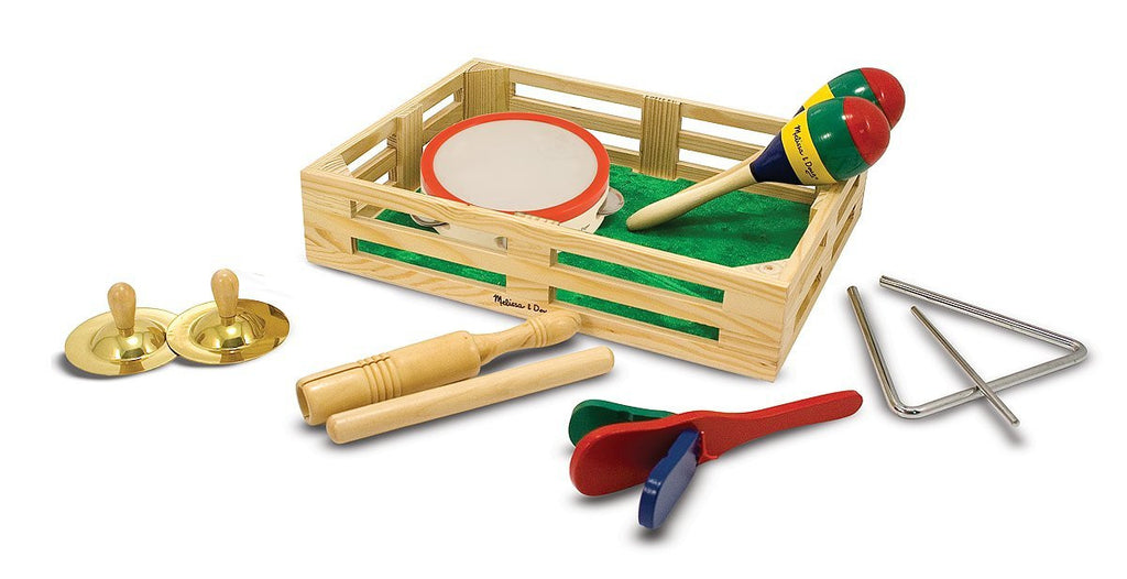 Band in a Box by Melissa and Doug. Item number 488.
