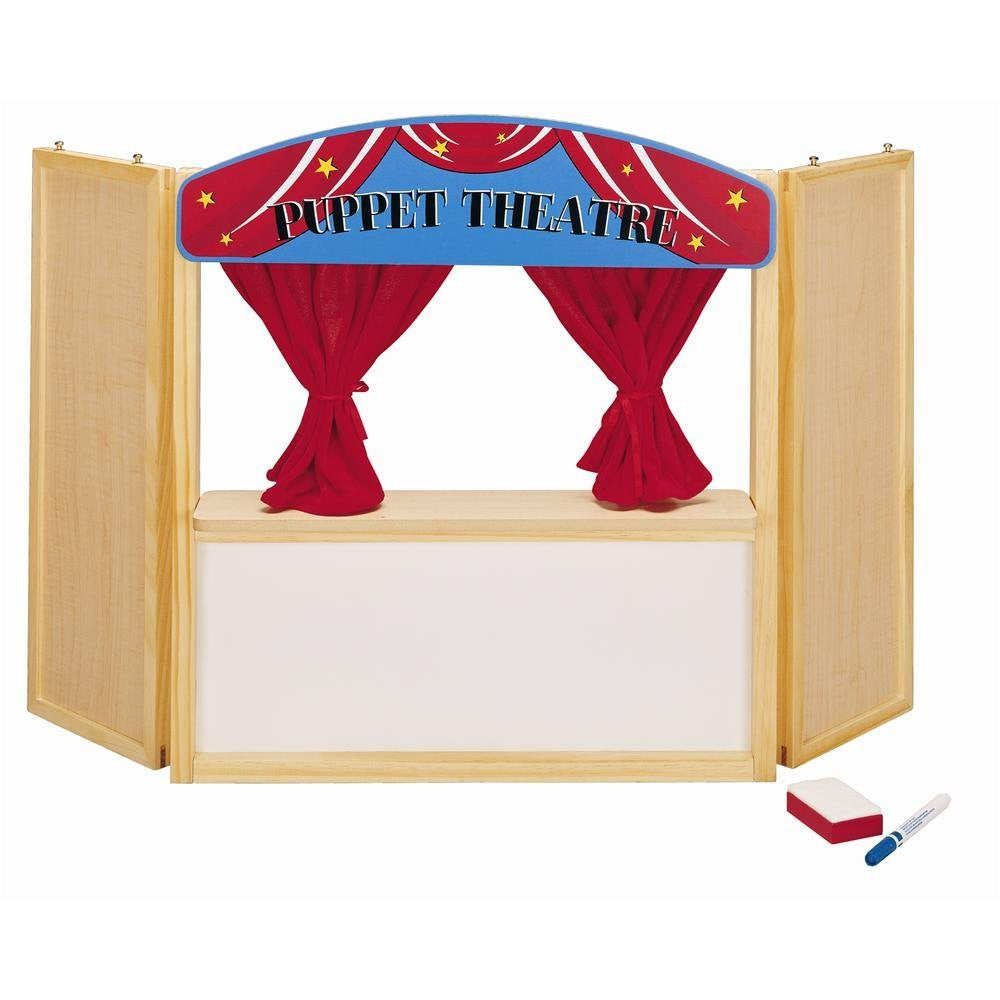 Puppet Theater from Maxim. item number 52079.