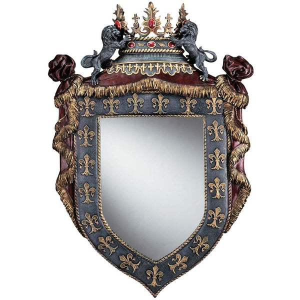 Chateau St. Roche Wall Mirror