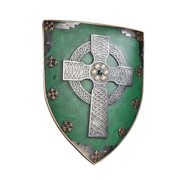 Celtic Warriors Wall Shield