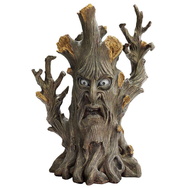 Black Forest Tree Statue