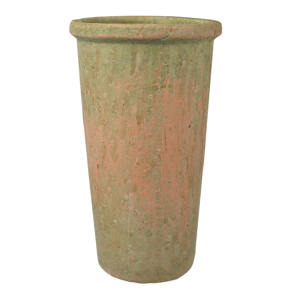 Aged Finish Planter - Large