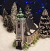 Department 56 Alpine Village Series - St. Nikolaus Kirche. Item number 56170.