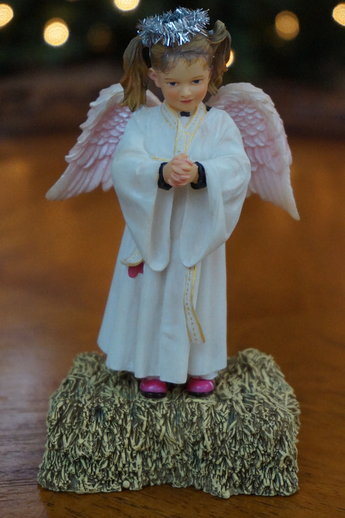 Mama Says - Standing Angel Figure - Item number 55049.