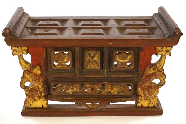 Antique Chinese Altar Stand