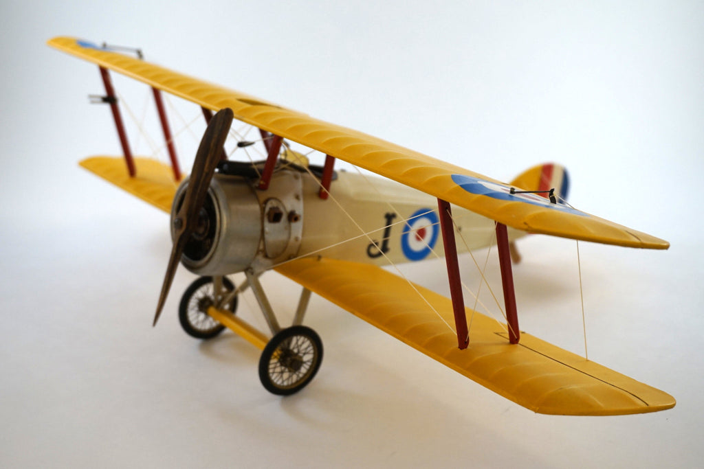 British Sopwith Camel WWI Plane
