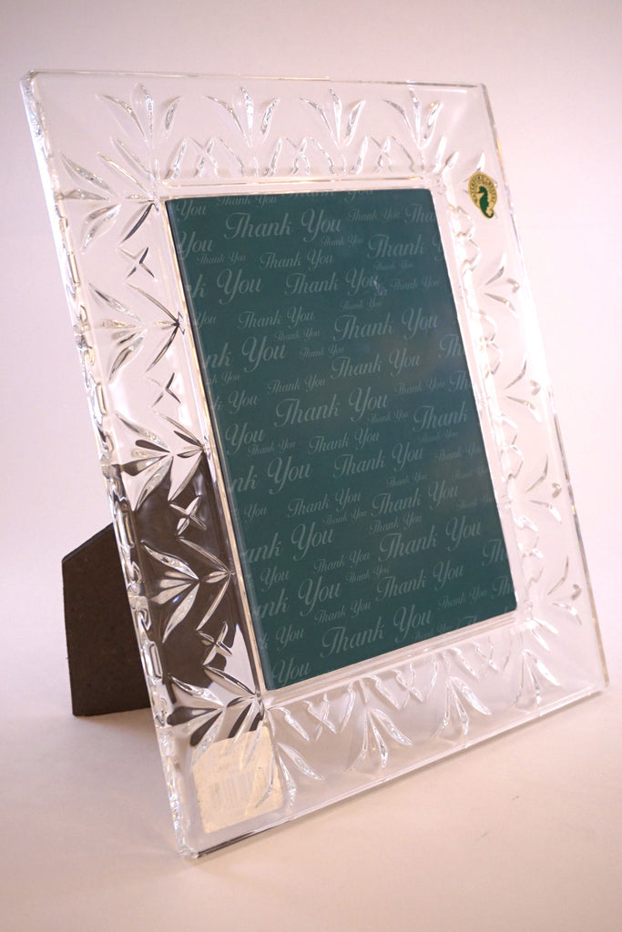 Waterford 5 x 7 Picture Frame