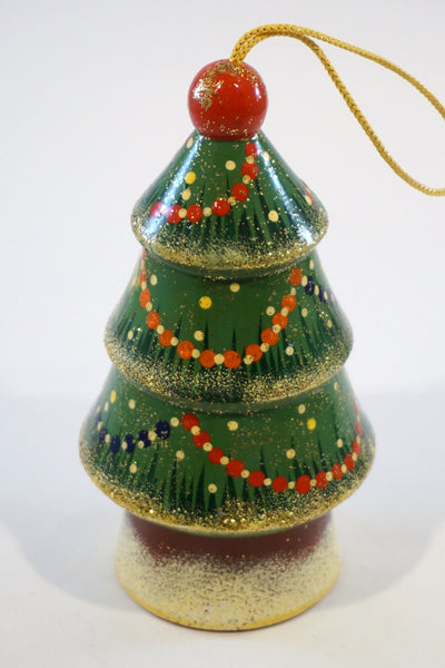 Russian Christmas Tree Ornament