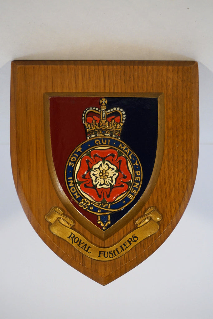 Royal Fusiliers Coat of Arms