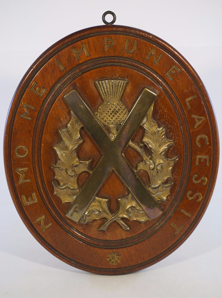 British Black Watch Badge