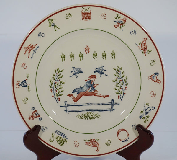 12 Days of Christmas - Lords : christmas tableware - Pezcame.Com