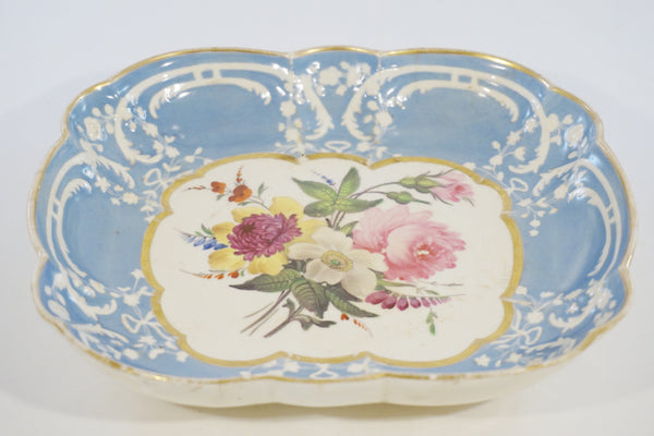 Coalport Serving Dish - 1820s
