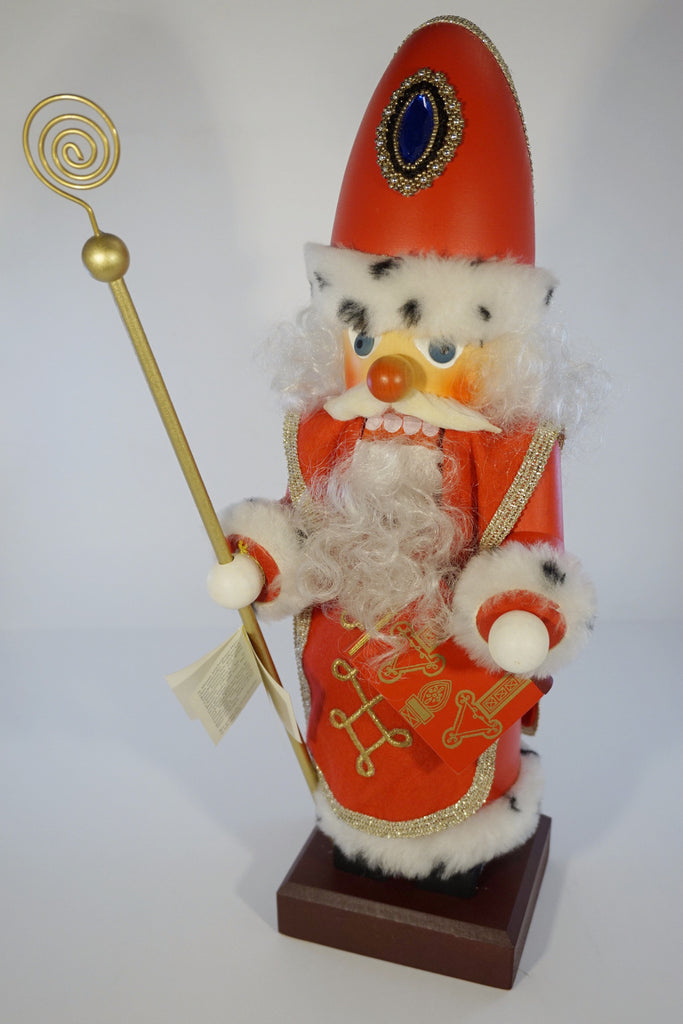 Ulbricht Nutcracker - Red Santa