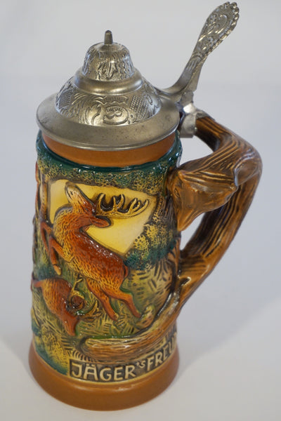 King Stein with Fox Handle