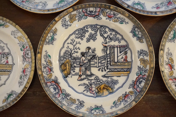 Ashworth Amp Bros Plates Amp Dish Boxwood Lane Ashworth