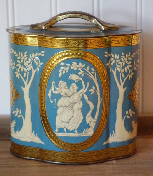 Murray-Allen Grecian Tin