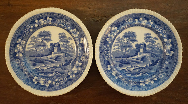 Copeland Dishes - 1890s