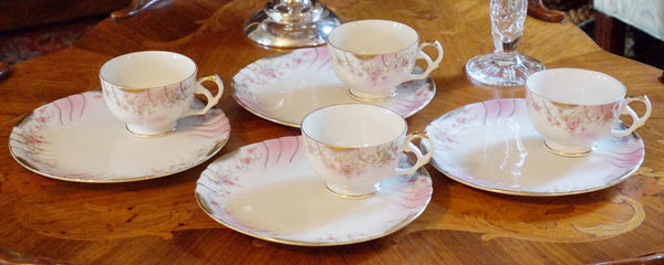 Hand Painted Lefton China