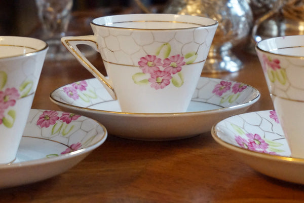 Phoenix China Cups & Saucers