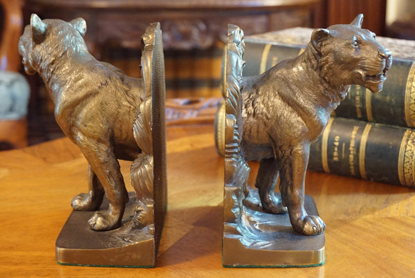 Bradley & Hubbard Bookends